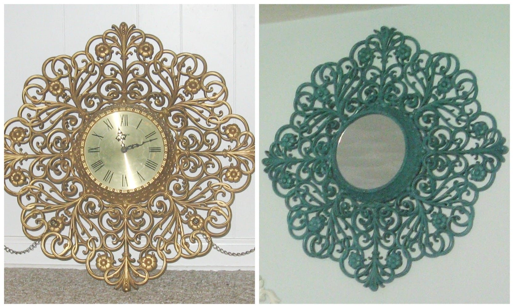 Time for a change – clock makeover