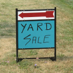 Route 11 Yard Crawl: Yard Sale Nirvana