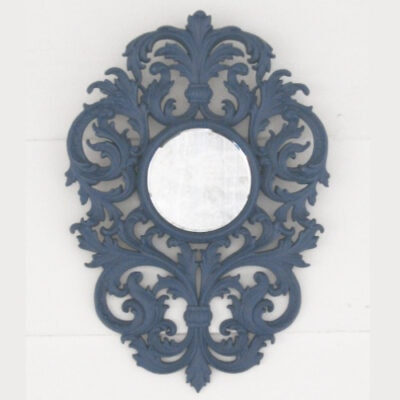 Mirror, mirror – two chalk paint projects