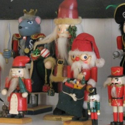 An army of nutcrackers