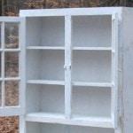 Antique Cabinet–A Roadside Rescue