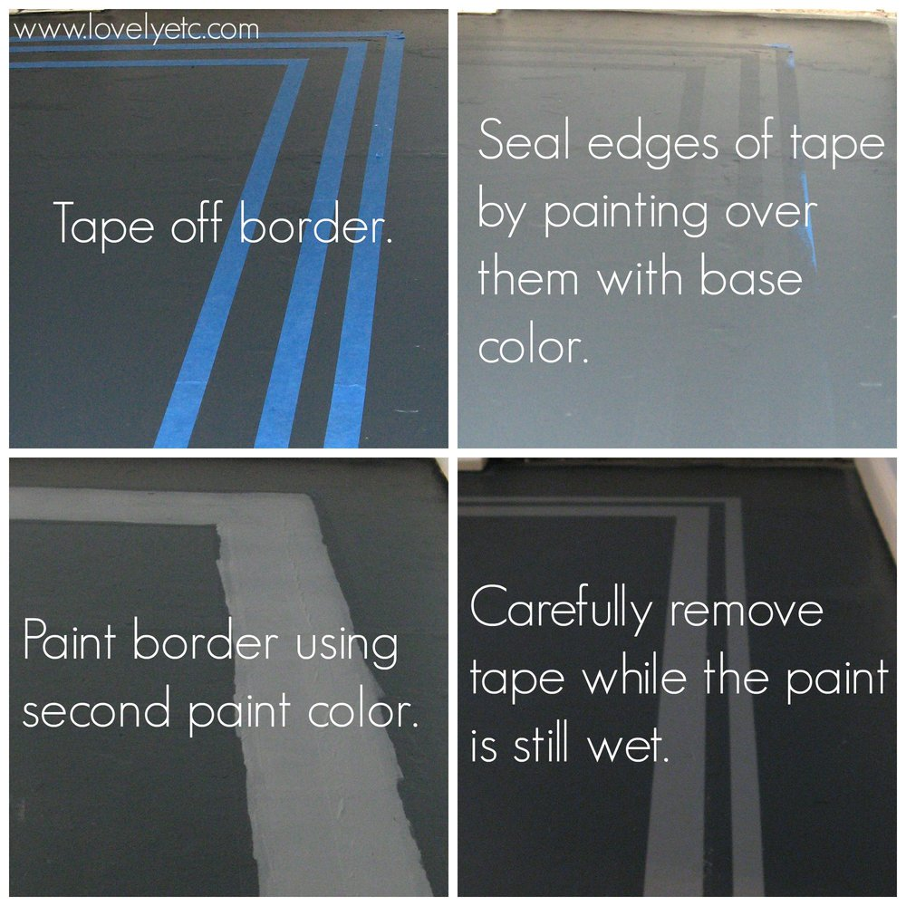 paint the border around the room valspar latex porch and floor paint. Black Bedroom Furniture Sets. Home Design Ideas