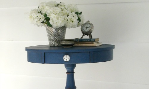 Napoleonic Blue Chalk Paint