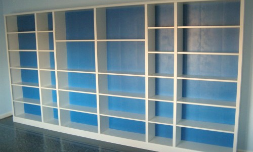 Instant Library: Ikea Billy Bookcases