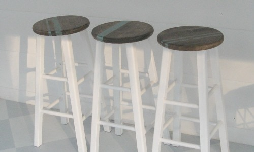 No More Boring Barstools