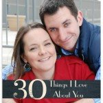30 Things I Love About You: The Perfect Husband Gift