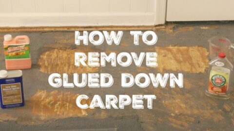 How To Remove Glued Down Carpet Lovely Etc,Coolest Biggest Treehouse In The World
