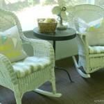 Details of a Screened Porch Transformation