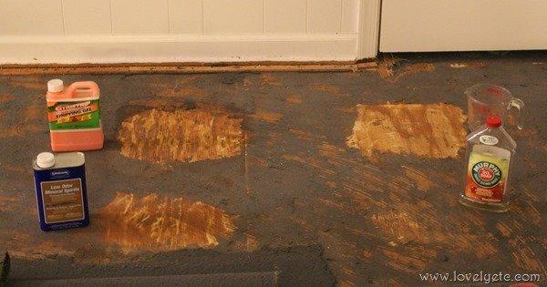 Carpet Gum Remover Floor Matttroy