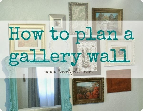Gallery Wall Planner how to plan a gallery wall - lovely etc.