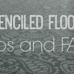 The Best Floor Stencils And Stenciled Floor Tips