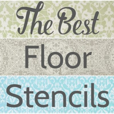 The Absolute Best Floor Stencils and Tips for a Perfectly Stenciled Floor