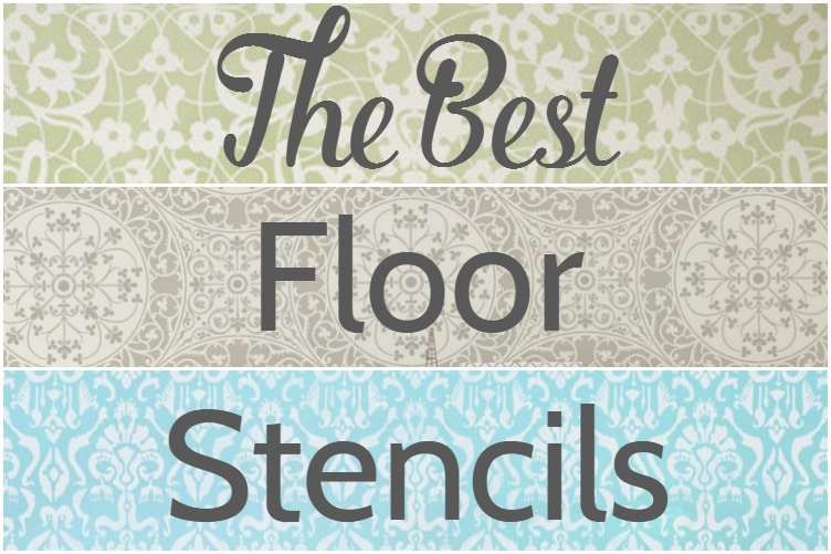 The Absolute Best Floor Stencils And Tips For A Perfectly