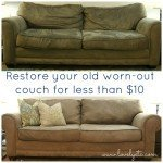 Save your couch: How to clean a microfiber couch