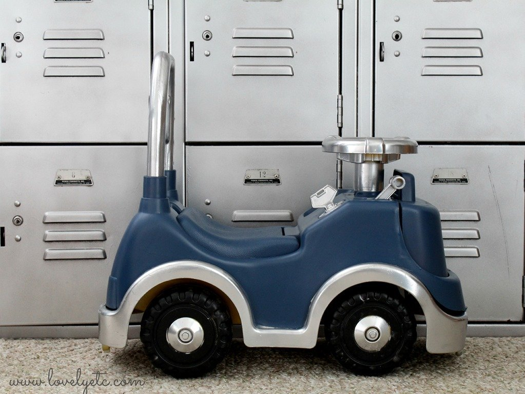 Pimp My Ride: Toddler Edition
