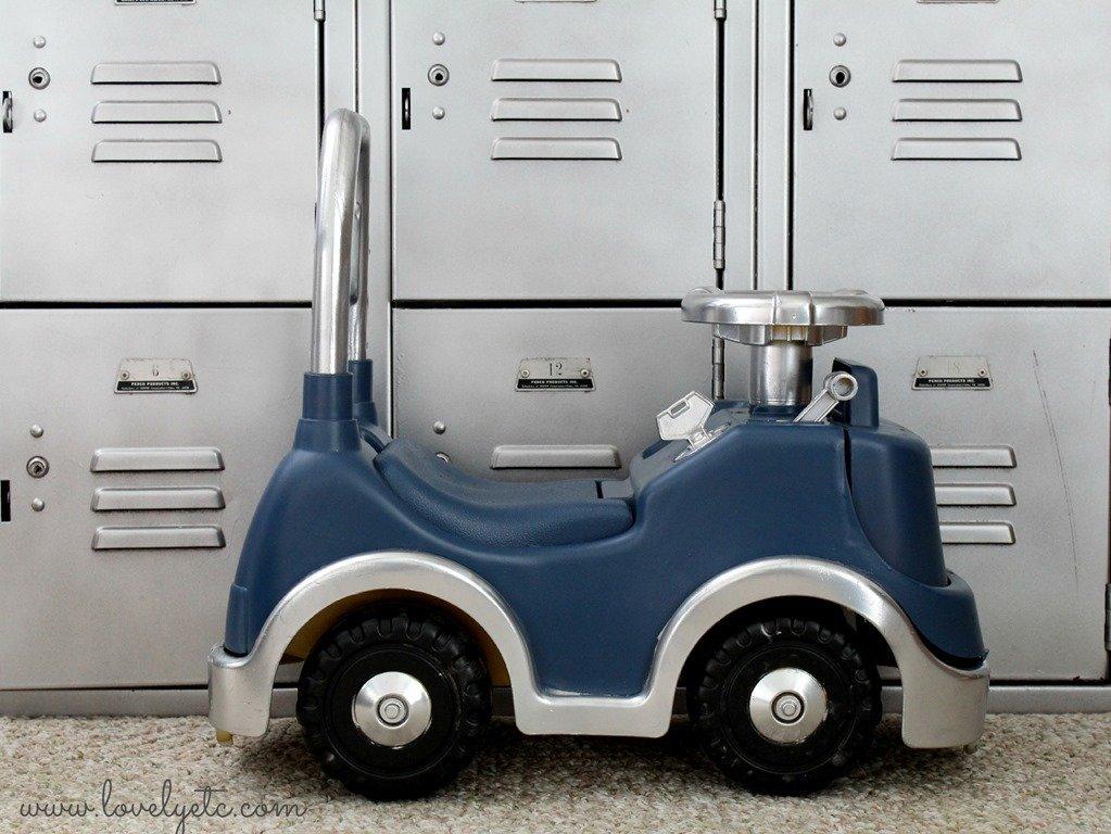 pimp my ride toddler edition lovely etc. Black Bedroom Furniture Sets. Home Design Ideas
