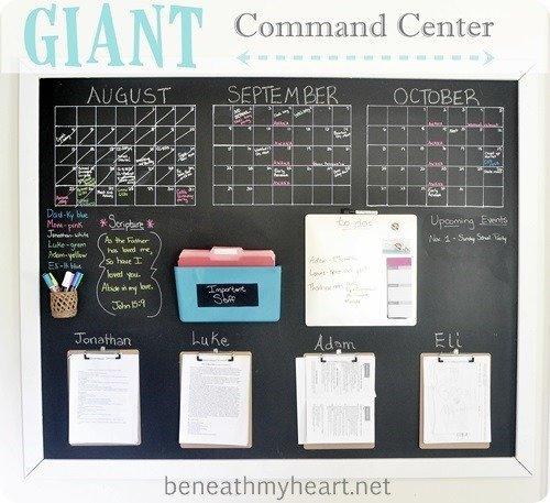 beneathmyheart commandcenter