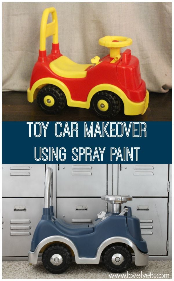 turn an ugly plastic toy car into a hot rod any child would love all. Black Bedroom Furniture Sets. Home Design Ideas
