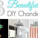 Truly Beautiful DIY Chandeliers