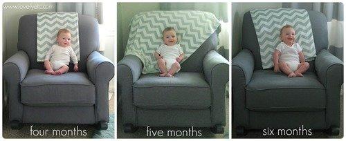 four through six months