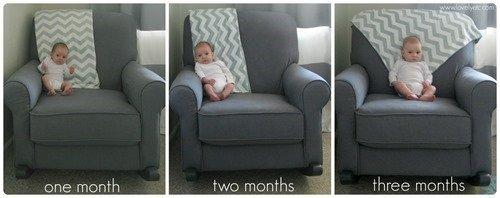 one through three  months