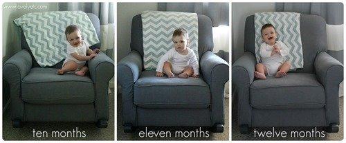ten through twelve months