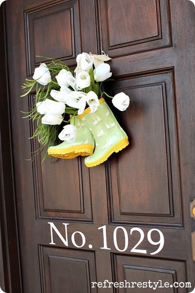Rain-Boots-on-the-door by refresh restyle