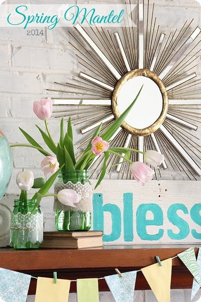 Spring-Mantel-2014-by my blessed life