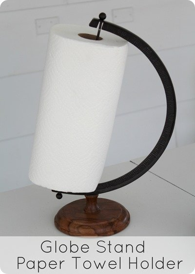 Vintage Toilet Paper Stand