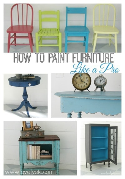 10 Tips For Painting Furniture Like A Pro Lovely Etc