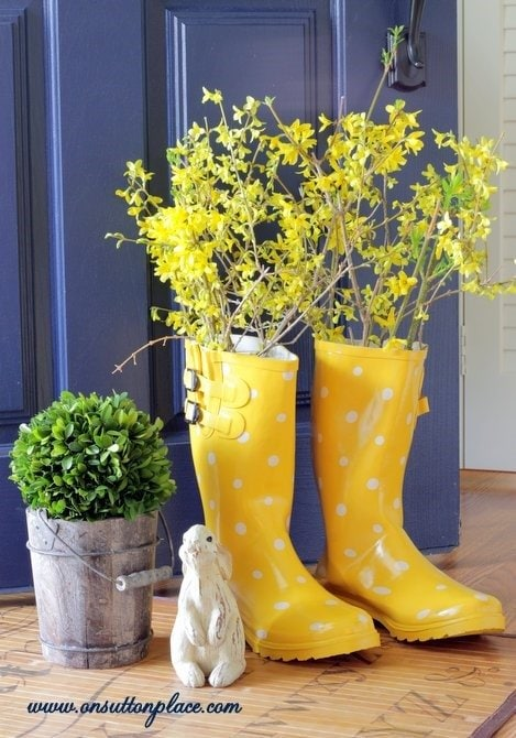 Spring Decorating Ideas To Freshen Up Your Home For Spring