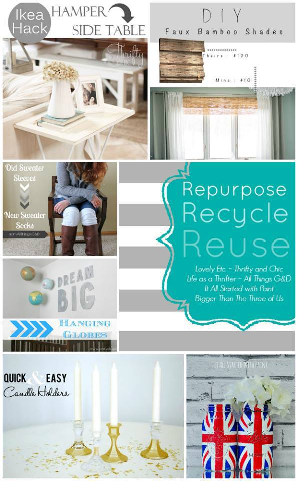 repurpose collage