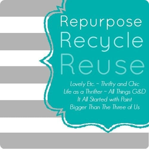 repurpose recycle reuse