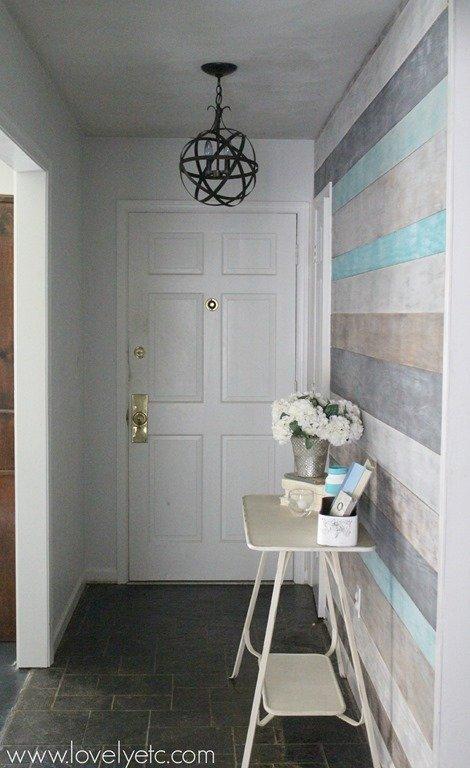 Diy Foyer Chandelier : Easy and inexpensive diy orb chandelier lovely etc