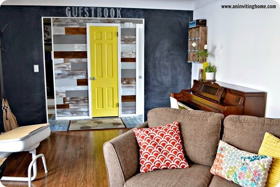an inviting home spring home tour