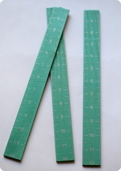 aqua rulers from Target
