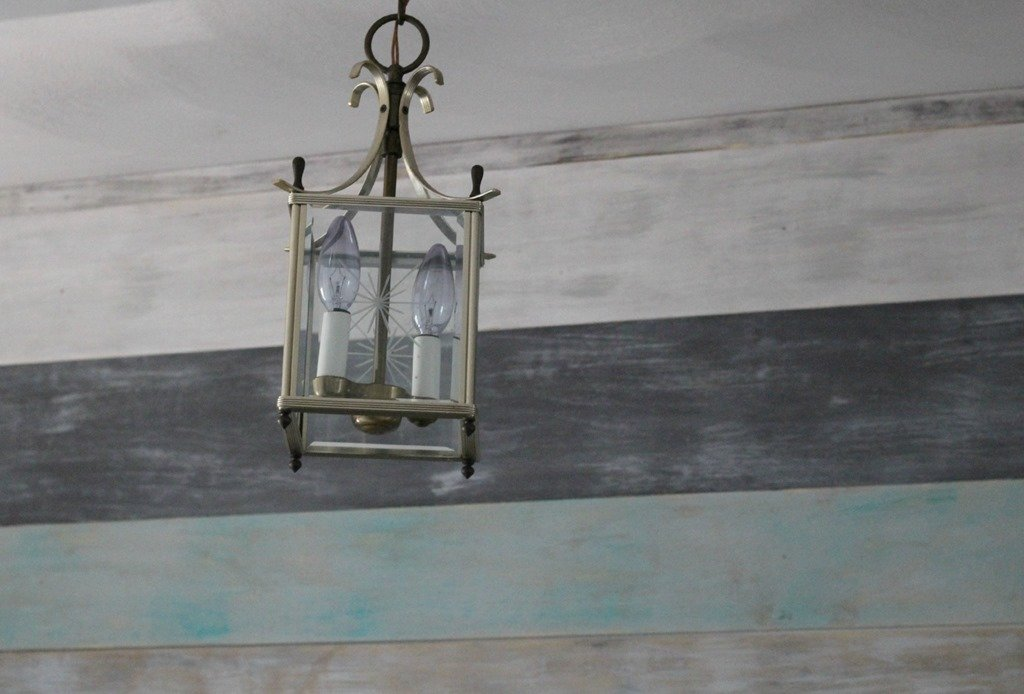 Easy And Inexpensive Diy Orb Chandelier Lovely Etc