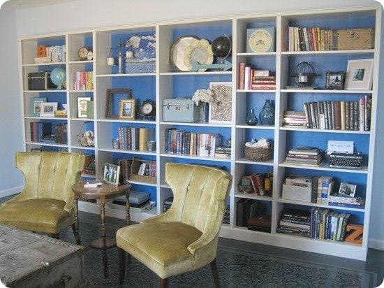 bookcase update