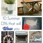 10 Summer DIY Projects That Will Wow You