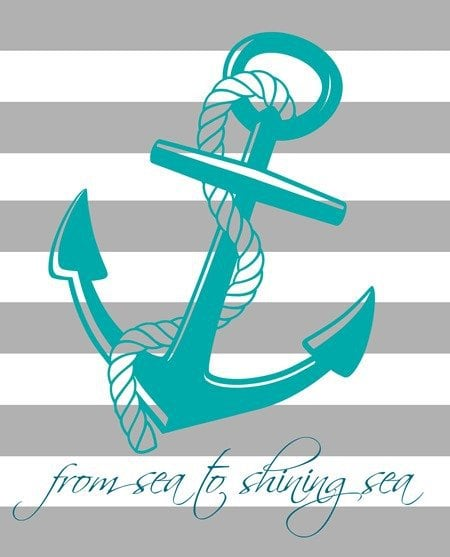 free printable blue and gray anchor from sea to shining sea