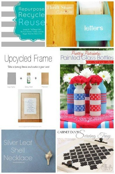 5 awesome upcycled projects