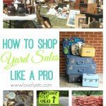 Yard Sale Like a Pro: How to Find the Best Deals