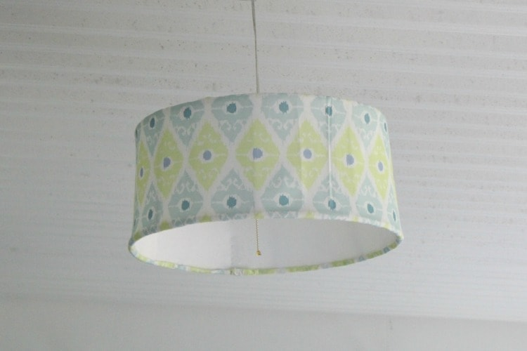 How to make a super cheap hanging light lovely etc mozeypictures Image collections