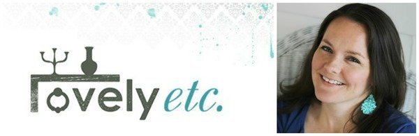 lovely etc logo and photo