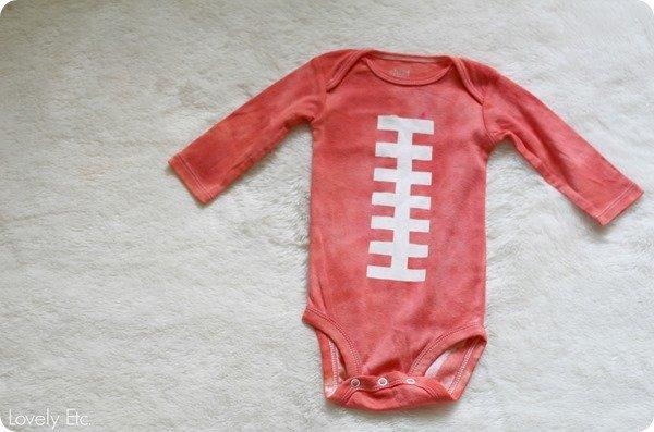 UT football onesie