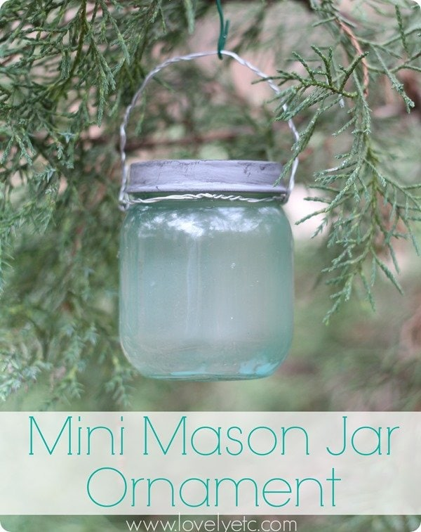 mini mason jar ornament 2