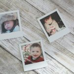Easy Polaroid Photo Ornament