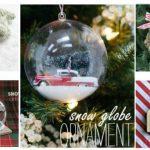 27 Standout Handmade Christmas Ornaments