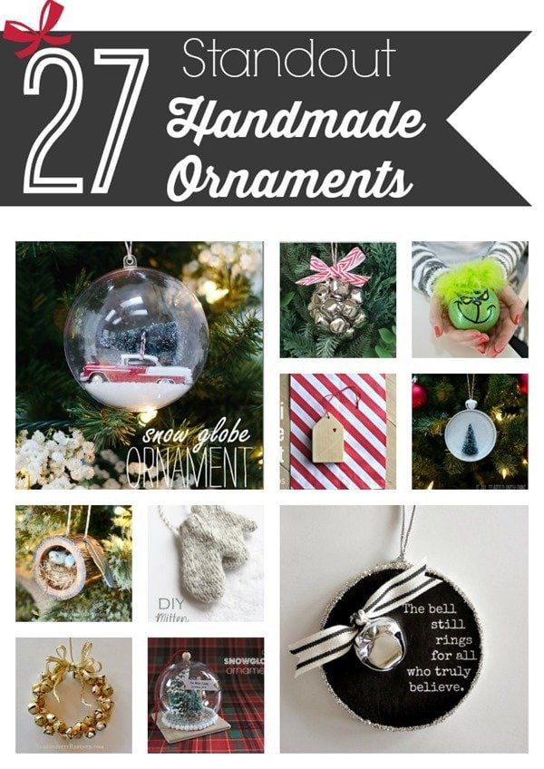 27 standout handmade ornaments