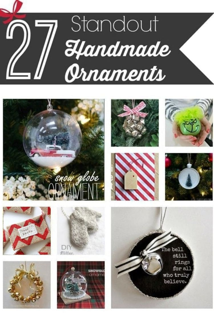 27 standout Christmas ornaments